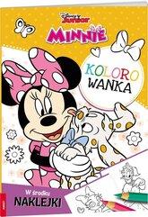Minnie. Kolorowanka