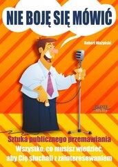 Nie boję się mówić! Audiobook