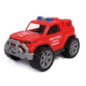 """Polesie 83968 Samochód """"Legion"""" straż pożarna w siatce w siatce"""
