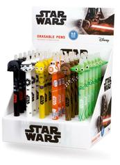 Długopis wymazywalny automatyczny Star Wars p36 cena za 1 szt