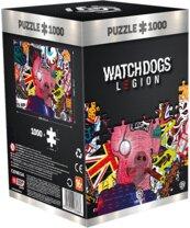 Good Loot Puzzle Watch Dogs Legion: Pig Mask 1000 elementów