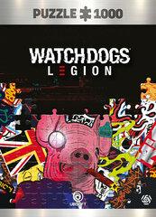 Watch Dogs Legion: Pig Mask puzzle 1000 elementów