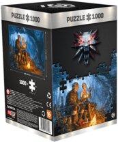 Good Loot Puzzle Wiedźmin: Journey of Ciri 1000 elementów