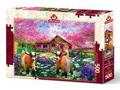 Puzzle 500 Nadchodzi wiosna