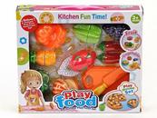 Zestaw Warzywa/Owoce do krojenia w pudełku 481695