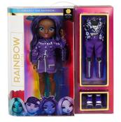 MGA Rainbow High Fashion - Krystal Bailey Indigo lalka p2 572114