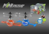 Kula latająca na podczerwień, sterowana dłonią lub zegarkiem, kabel do ładowania USB IR 534896 cena za 1 szt