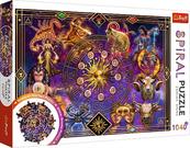Puzzle 1040el Spiralne - Znaki zodiaku 40015 Trefl