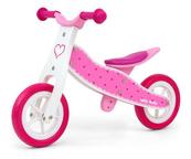 Rowerek 2w1 trójkołowy/biegowy Look Hearts 2772 Milly Mally