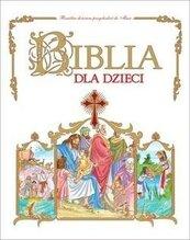 Pakiet: Biblia dla dzieci / Pamiątka Komunii