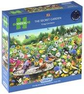 Puzzle 100 XXL Sekretny ogród G3