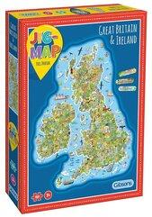 Puzzle 150 Wielka Brytania & Irlandia G3