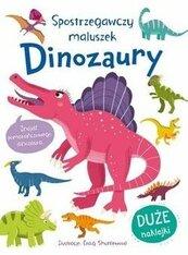 Spostrzegawczy maluszek Dinozaury