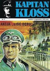 "Kapitan Kloss. Akcja ""Liść dębu"". Tom 17"