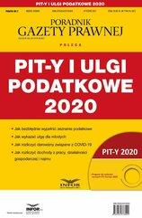 PIT-y i ulgi podatkowe 2020
