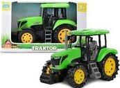 Mini farma traktor zielony 33cm