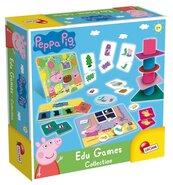 Peppa Pig Moja Pierwsza Kolekcja Gier Edukacyjnych