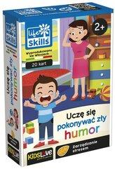 Life skills dla dzieci Uczę się pokonywać zły humor