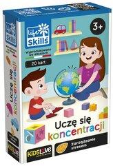 Life skills dla dzieci Uczę się koncentracji