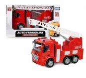 Auto funkcyjne straż pożarna