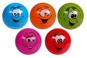 Piłka PVC 230 MM - Kolorowe Buźki