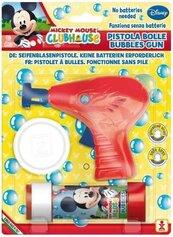 Pistolet do robienia baniek mydlanych Mickey