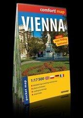comfort! map Wiedeń (Vienna)plan miasta
