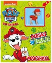 Psi Patrol Pieski w Akcji Marshall.