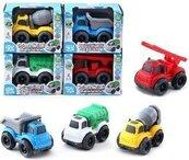 Pojazd miejski dla maluchów mix Edu&Fun