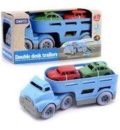 Auto lawetka z autkami