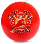 Piłka PVC 230 MM - Straż pożarna