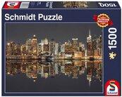 Puzzle 1500 Nowy Jork nocą