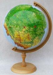 Globus polski adminstracyjno-fizyczny 32 cm