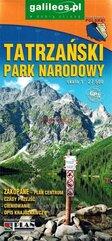 Mapa - Tatrzański Park Narodowy 1:27 500