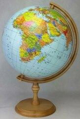 Globus polityczny 32 cm