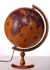 Globus żaglowce podświetlany 32 cm