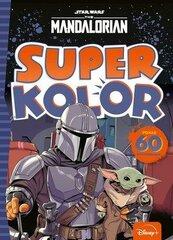 Superkolor. Star Wars The Mandalorian