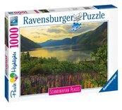 Puzzle 1000 Skandynawski krajobraz 2