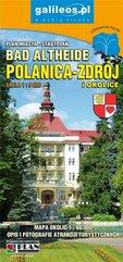 Mapa turystyczna - Polanica-Zdrój 1:8000
