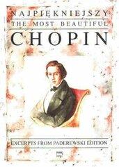 Najpiękniejszy Chopin na fortepian