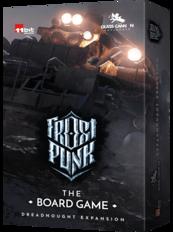 Frostpunk: Dreadnought Expansion (gra planszowa)