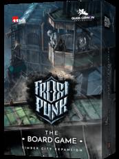 Frostpunk: Timber City Expansion (gra planszowa)