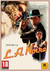 L. A Noire (PC) Klucz Rockstar