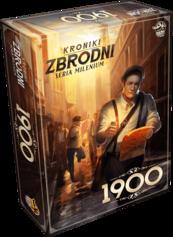 Kroniki Zbrodni: 1900 (gra planszowa)