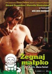 Żegnaj małpko DVD