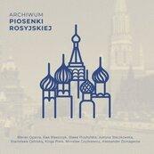 Archiwum piosenki rosyjskiej CD