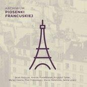 Archiwum piosenki francuskiej CD