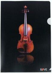 Teczka ofertówka - skrzypce