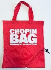 Torba na zakupy czerwona - Chopin bag