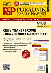 Ceny transferowe Nowa dokumentacja w 2021 r.